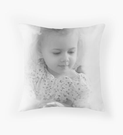 Raegan Leanne Throw Pillow