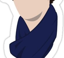 Simply Sherlocked Sticker