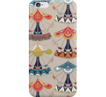carousel damask iPhone Case/Skin