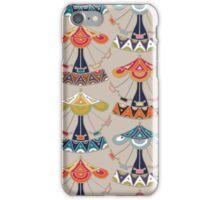 carousel damask iPhone Case/Skin