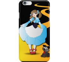 Twisted - Wizard of Oz iPhone Case/Skin