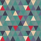Sage triangles by Morag Anderson