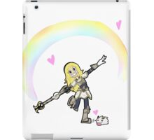 Lux vs. The Forces of Noxus iPad Case/Skin