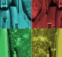 Warhol's Vipers Sticker