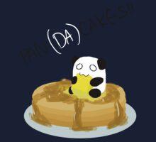 Pan(da)cakes!! Kids Tee