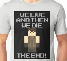 Minecraft Way of Life (Melenxian)  Unisex T-Shirt