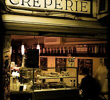 The Creperie by Andrew Wilson