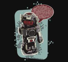 Robot Rex by jaqueline