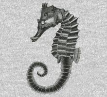 Seahorse Kids Tee