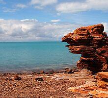 Rocky shore of Broome by georgieboy98