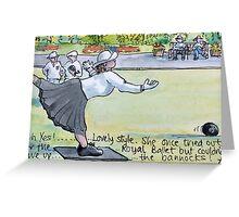 Bowls II Greeting Card
