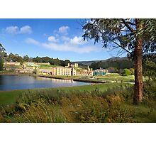 Historic site landscape - Port Arthur Historic Site, Tasmania Photographic Print