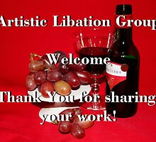 Banner : Artistic Libation Group by AnnDixon