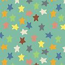 Hippy stars by Morag Anderson