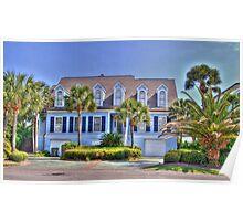 Home in Sullivan Island Poster