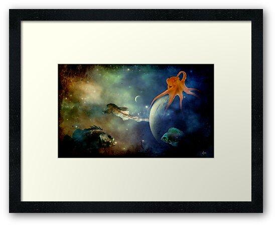 I Wonder If Fish Dream by Diane Johnson-Mosley