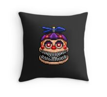 Nightmare Balloon Boy - Five Nights at Freddys 4 - Pixel art Throw Pillow