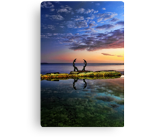 Sculpture by the Sea Canvas Print