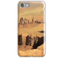 Over the Totem Pole & other Monuments iPhone Case/Skin