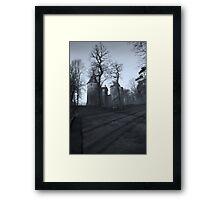 Castle Coch, Wales Framed Print