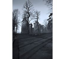 Castle Coch, Wales Photographic Print