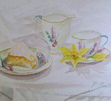 Lemon Tea by Patsy Smiles