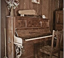 Play me a song... by Donna Keevers Driver