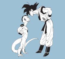 Goku & Frieza Baby Tee