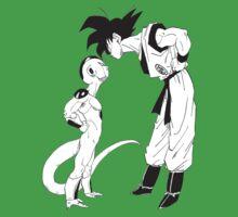 Goku & Frieza One Piece - Short Sleeve