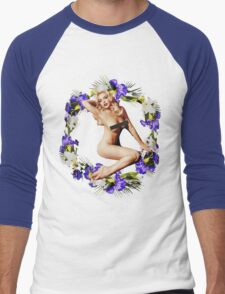 Lindsay Men's Baseball ¾ T-Shirt
