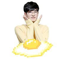 Wonwoo egg | Seventeen by ichigobunny