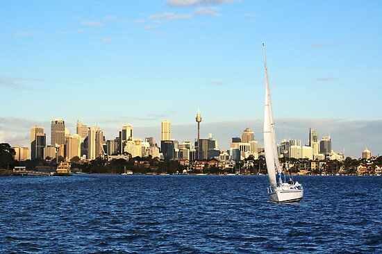 Sunday in Sydney by barnabychambers