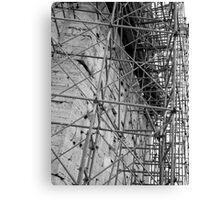 Acropolis - Temple of Athena Nike Canvas Print