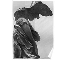 Winged Nike Poster