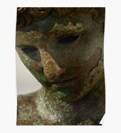 Bronze Head Poster
