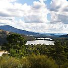 Lake Eildon by Waqar