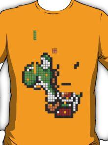 Yoshi Tetris T-Shirt