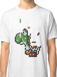 Yoshi Tetris Classic T-Shirt
