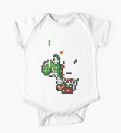 Yoshi Tetris One Piece - Short Sleeve