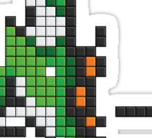 Yoshi Tetris Sticker