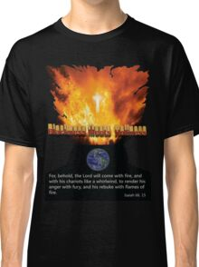 Blackness meets Holiness 2 Classic T-Shirt