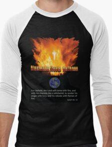 Blackness meets Holiness 2 Men's Baseball ¾ T-Shirt