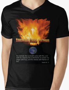 Blackness meets Holiness 2 Mens V-Neck T-Shirt
