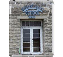 Pleasant Valley School iPad Case/Skin