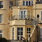 Spiral Staircases - Hove by Matthew Floyd