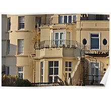 Spiral Staircases - Hove Poster