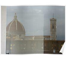 Il Duomo - Firenze Poster