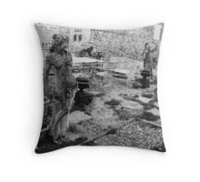 Walled Garden - Hove Throw Pillow