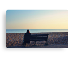 Space to Think - Hove #5 Canvas Print