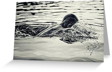 Loch Ness by Andrei Vishnyakov